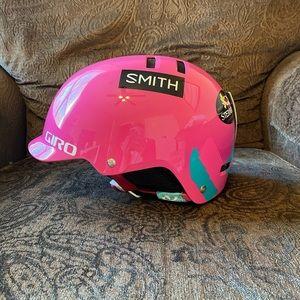Youth Giro helmet